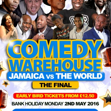 Jamaica Vs The WORLD Finals