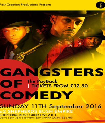 Gangsters Of Comedy