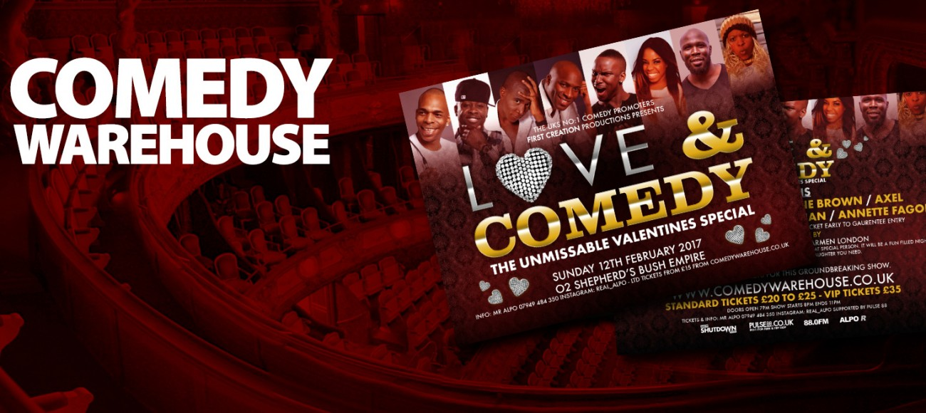 Love & Comedy<br>The Valentines Special