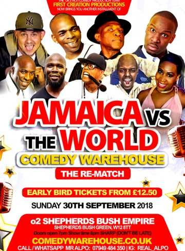 Jamaica Vs The WORLD