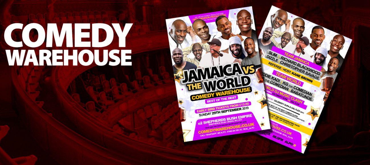 JAMAICA VS THE WORLD