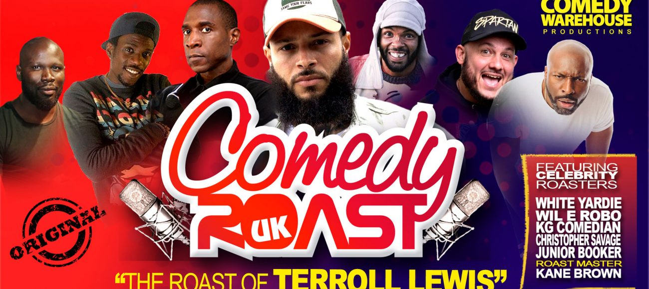 COMEDY ROAST UK LIVE